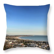 Ventura Skyline Throw Pillow