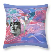 Verite  Throw Pillow
