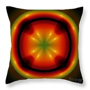 Very Early In The Morning Throw Pillow