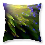 Very Superstitious Throw Pillow