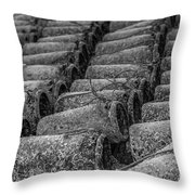 Vessels Throw Pillow