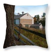 Vf Farmstead Throw Pillow
