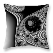Vibration Of Hope Throw Pillow