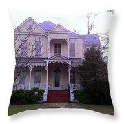 Victorian 1 Throw Pillow