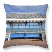 Victorian Shelter - Weymouth Throw Pillow
