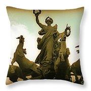 Victorious Throw Pillow