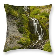 Vidae Falls 1 Throw Pillow