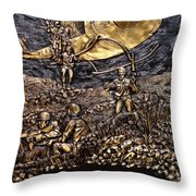 Vietnam 1961-1975 Throw Pillow