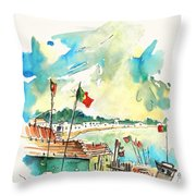 Vila Cha 03 Throw Pillow