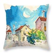 Vila Do Conde 05 Throw Pillow
