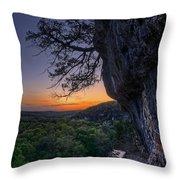 Vilander Bluffs Throw Pillow