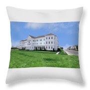 Villa Maria Throw Pillow