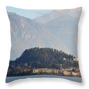 Village Bellagio Throw Pillow