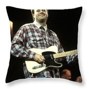 Vince Gill Throw Pillow
