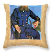 Vincent Van Gogh 7 Throw Pillow
