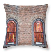 Vindauga Throw Pillow