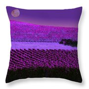 Vineyard 40 Throw Pillow