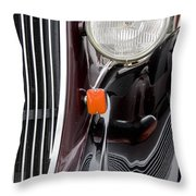 Vintage Car 5933 Throw Pillow