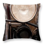 Vintage Car Details 6295 Throw Pillow