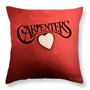 Vintage Cover Throw Pillow