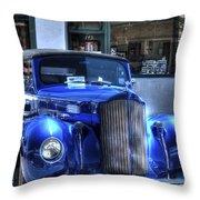 Vintage Cruise Cars 3 Throw Pillow