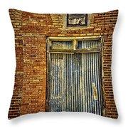 Vintage Route 66  Throw Pillow