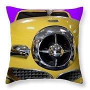 Vintage Studebaker Throw Pillow