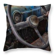 Vintage Truck 2 Throw Pillow