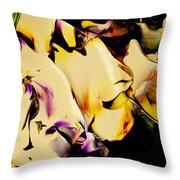 Botanical # 1212 Throw Pillow