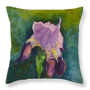 Violetta Throw Pillow by Gigi Dequanne