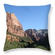 Virgin River View Throw Pillow