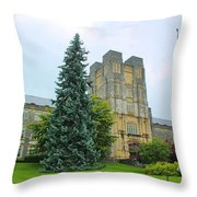 Virginia Tech Throw Pillow