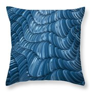 Visual Cortex Throw Pillow