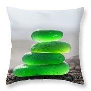Vitality Throw Pillow