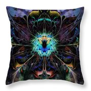 Vivacious Throw Pillow