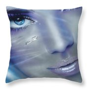 Vogue Throw Pillow