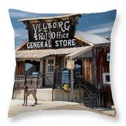 Volborg Throw Pillow