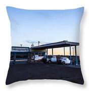 Volkswagenwerks Throw Pillow