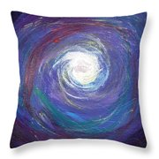 Vortex Of Love Throw Pillow