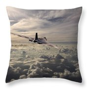 Vulcan Farewell  Throw Pillow