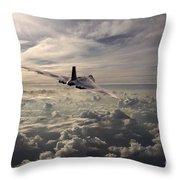Vulcan Farewell  Throw Pillow