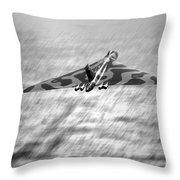 Vulcan Sea  Throw Pillow