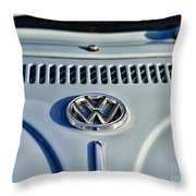 Vw Volkswagen Bug Beetle Throw Pillow