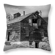 W Grieve - Brewer Distiller Malster Throw Pillow