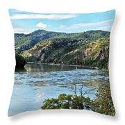 Wachau Valley Throw Pillow