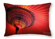 Wagasa Throw Pillow