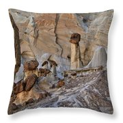 Wahweap Guardian Throw Pillow