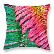 Waikamoi 47 Throw Pillow