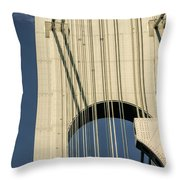Wait Of The World Throw Pillow