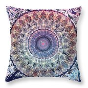 Waiting Bliss Throw Pillow